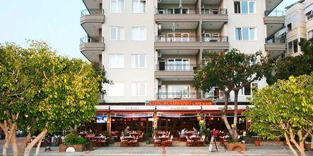 Hotelli Havana Apart. Alanya, Turkki.