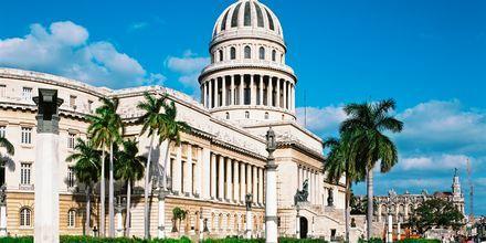 El Capitolio, Havanna