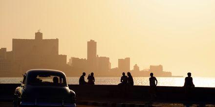 Rantabulevardi el Malecón, Havanna