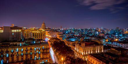 Havanna yöllä