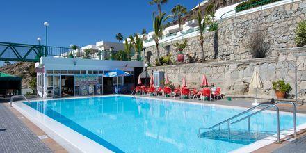 Allasalue, Hotelli Heliomar, Puerto Rico, Gran Canaria.