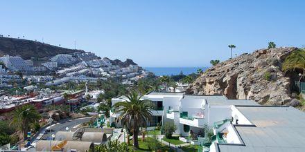 Maisema, Hotelli Heliomar, Puerto Rico, Gran Canaria.