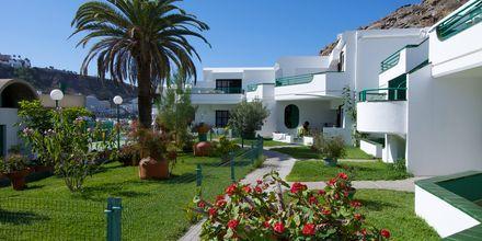 Hotellialue, Hotelli Heliomar, Puerto Rico, Gran Canaria.