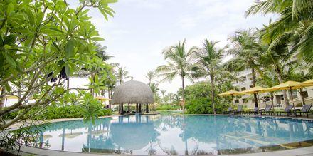 Allasalue, Hotelli Heritance Negombo, Sri Lanka.