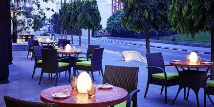 Mad Dogs-ravintola, Hotelli Heritance Negombo, Sri Lanka.