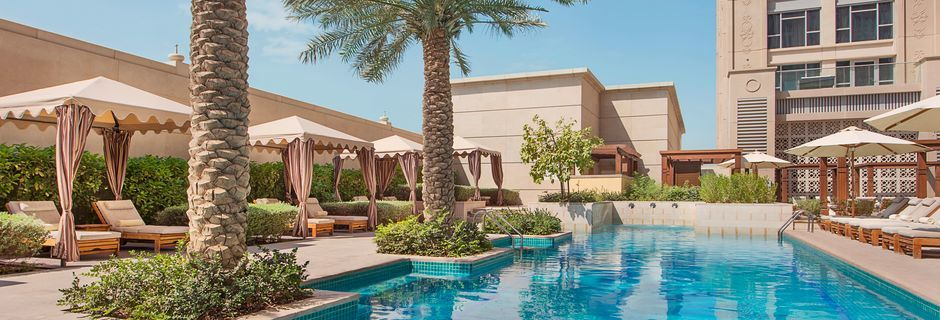 Hilton Dubai al Habtoor City. Dubai, Arabiemiraatit.