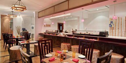 Ravintola Al Bahar, Hotelli Hilton Ras Al Khaimah Resort & Spa, Ras al Khaimah.