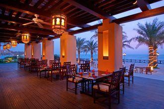 Ravintola Asia hotellissa Hilton Ras Al Khaimah Resort & Spa.