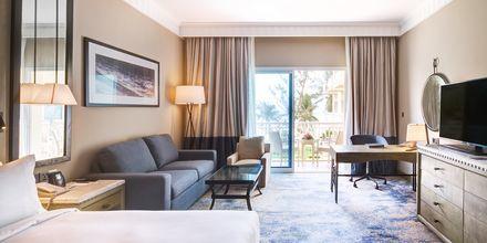 Deluxe -huone, hotelli Hilton Salalah Resort. Oman.