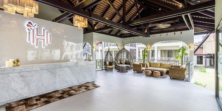 Aula, hotelli Hive Wing by Khaolak Emerald. Khao Lak, Thaimaa.