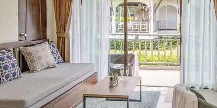 Kahden hengen huone, hotelli Hive Wing by Khaolak Emerald. Khao Lak, Thaimaa.