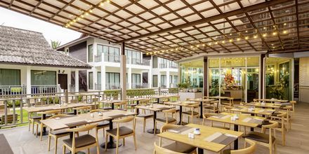 Kahvila, hotelli Hive Wing by Khaolak Emerald. Khao Lak, Thaimaa.
