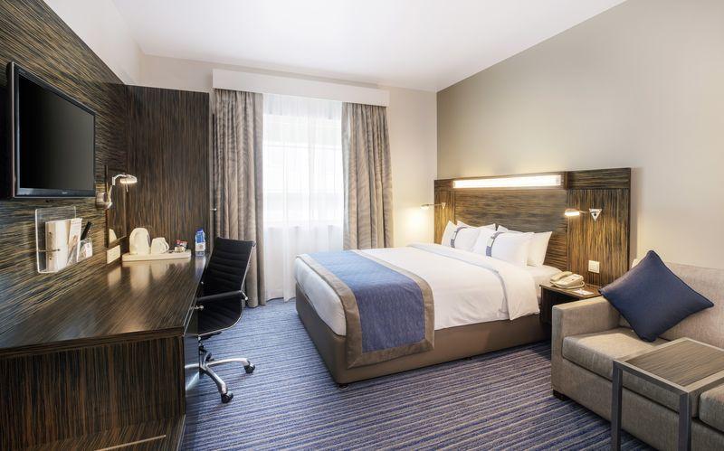 Hotelli Holiday Inn Express - Dubai Safa Park, Dubai Downtown, Arabiemiraatit.