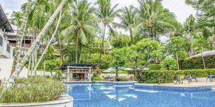 Allas. Hotelli Horizon Karon Beach Resort Family Wing, Phuket, Thaimaa.