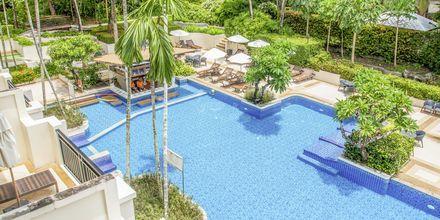 Allas. Hotelli Horizon Karon Beach Resort Club Wing, Phuket, Thaimaa.