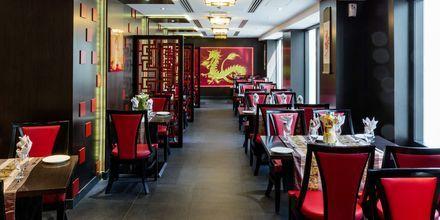 Ravintola Red Dragon, Hotelli Howard Johnson, Bur Dubai.