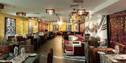 Ravintola Kebab Corner, Hotelli Howard Johnson, Bur Dubai.