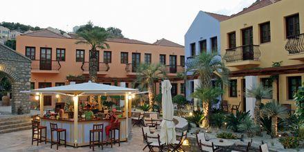 Hotelli Iapetos Village, Symi, Kreikka.