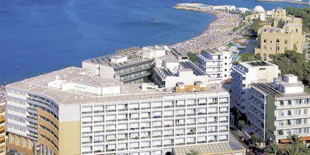 Hotelli Ibiscus, Rodos, Kreikka.