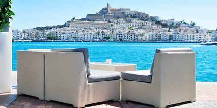 Ibizalla saat nauttia auringosta, uimisesta ja hyvästä ruoasta.