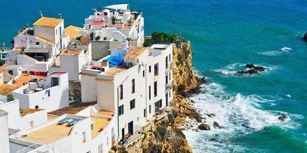 Sa Penyan kaupunginosa Ibizalla on tunnettu yöelämästään.