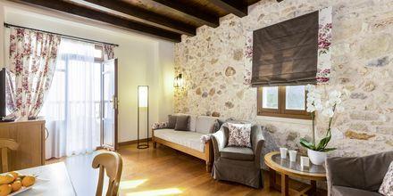 Kahden hengen huoneisto, Hotelli Ideon, Rethymnonin kaupunki, Kreeta, Kreikka.