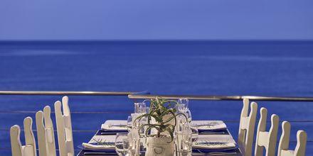 Ravintola, Hotelli Ikaros Beach Resort & Spa, Kreeta, Kreikka.