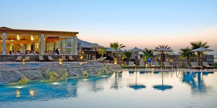 Pääravintola, Hotelli Ikaros Beach Resort & Spa, Kreeta, Kreikka.