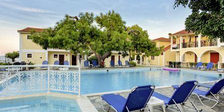 Allas. Hotelli Iliessa Beach, Argassi, Zakynthos, Kreikka.