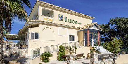 Hotelli Ilios, Laganas, Zakynthos.