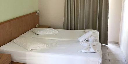 Yksiö. Hotelli Imperial, Kos, Kreikka.