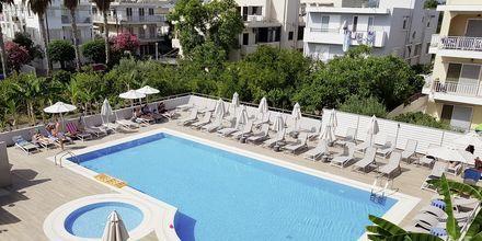 Allasalue. Hotelli Imperial, Kos, Kreikka.