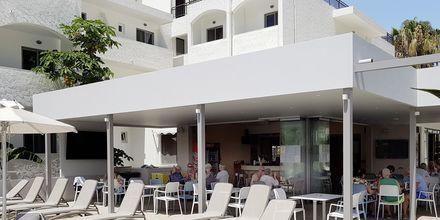 Ravintola. Hotelli Imperial, Kos, Kreikka.