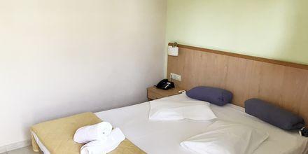 Kaksio. Hotelli Imperial, Kos, Kreikka.