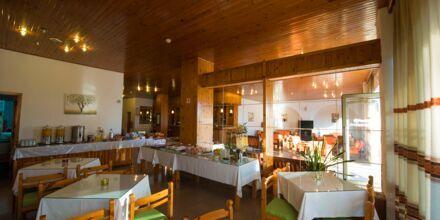 Aamiainen. Hotelli International, Kos, Kreikka.