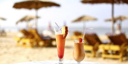 Empire Beach Resort, Goa, Intia.