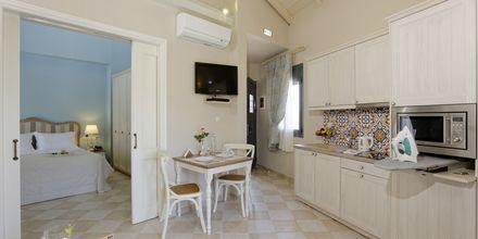Kaksio, Hotelli Ionia Suites, Rethymnon, Kreeta.