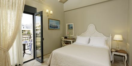 Yksiö, Hotelli Ionia Suites, Rethymnon, Kreeta.
