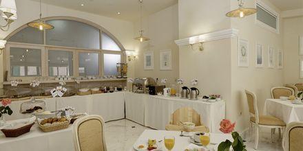 Aamiaishuone, Hotelli Ionia Suites, Rethymnon, Kreeta.