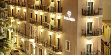 Hotelli Ionia Suites, Rethymnon, Kreeta.