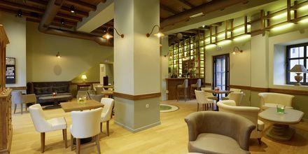 Aulabaari, Hotelli Ionia Suites, Rethymnon, Kreeta.