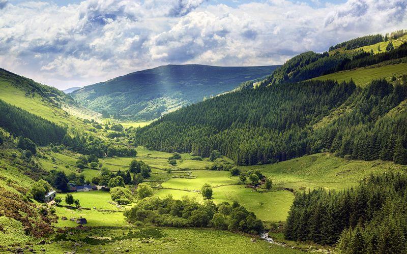 Irlanti – vehreä saari!