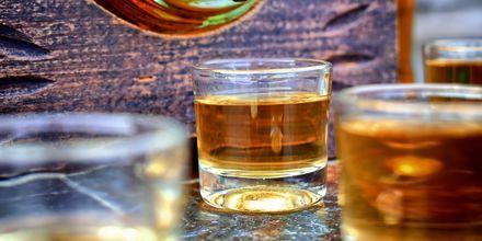 Viskiä on tuotettu Irlannissa jo 1600-luvulta lähtien.