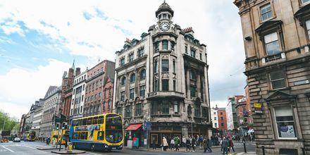 Dublin on Irlannin pääkaupunki.