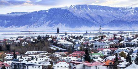 Reykjavik, Islanti.