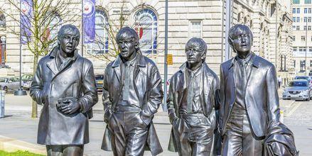 The Beatles on tehnyt Liverpoolista tunnetun musiikkikaupungin.