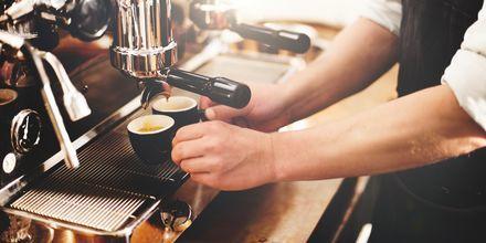 Espressoa Roomassa – ehdoton kahvin ystäville!