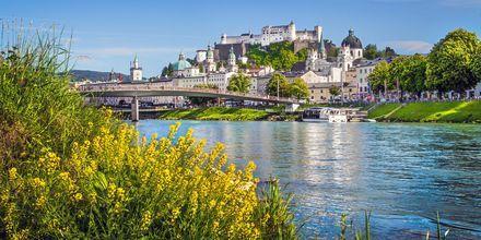 Salzburg on toinen mukava kaupunki Itävallassa, joka on tunnettu oluestaan, ja myös säveltävä Mozart syntyi täällä.