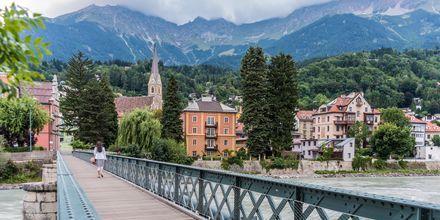 Silta Innsbruckiin, Itävalta.