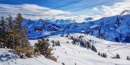 Tyrolin hiihtokeskus sopii täydellisesti aktiivisempaan lomaan.